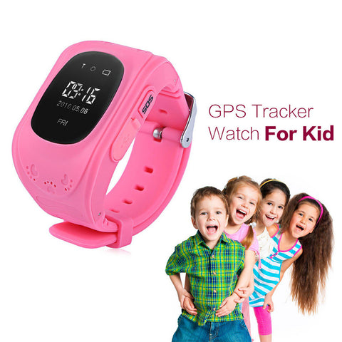 Kids GPS Tracker Smartwatch
