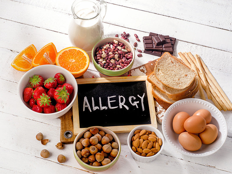 Know Your Food Allergies