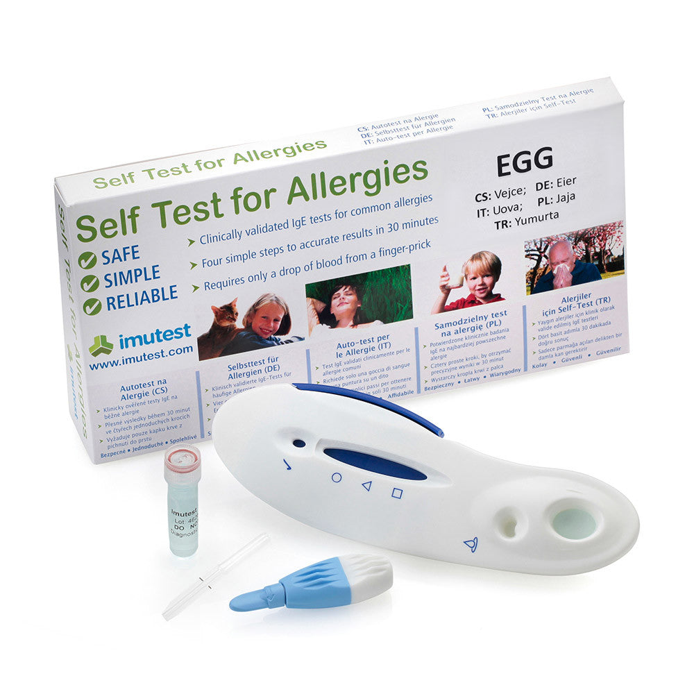 Imutest Egg Allergy Test Kit