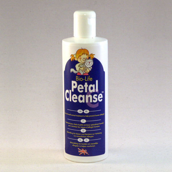Bio-Life Petal Cleanse Cat Solution