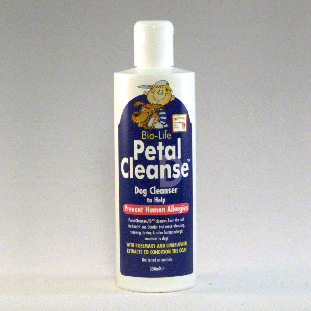Bio-Life Petal Cleanse Dog Solution