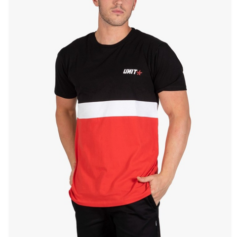 Mens Tee - Express Red