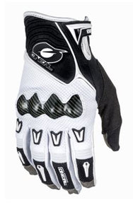 ONEAL 2019 BUTCH CARBON GLOVE WHITE ADULT
