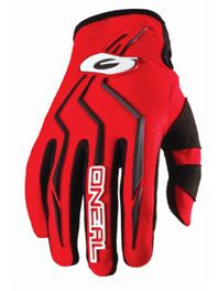 ONEAL ELEMENT GLOVE RED ADULT 10 (LG)