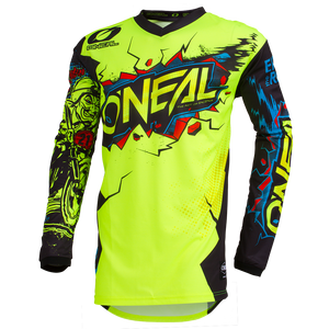 ONEAL 19 ELEMENT VILLAIN JSY NEON YOUTH