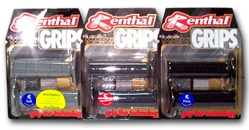 RENTHAL GRIPS MX/ENDURO FULL DIAMOND MEDIUM