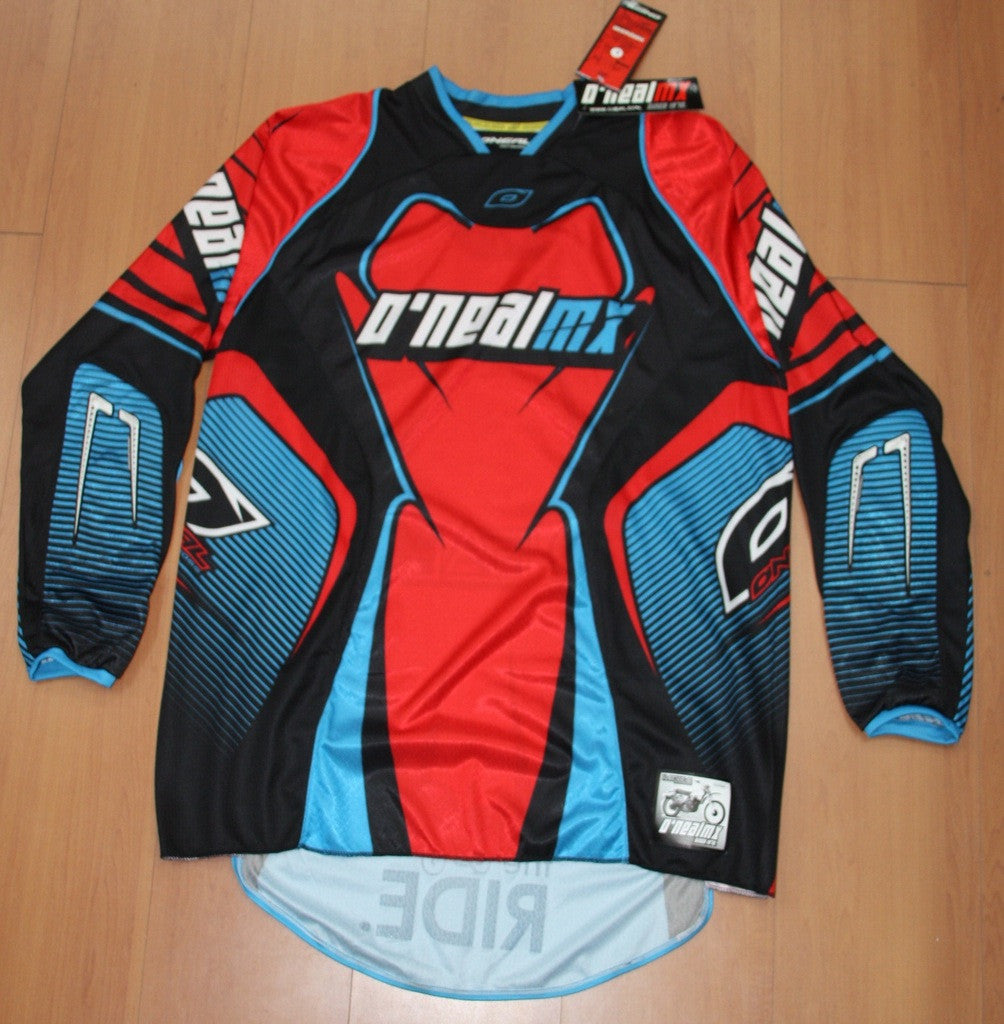 GP AIR JERSEY , Red, Large