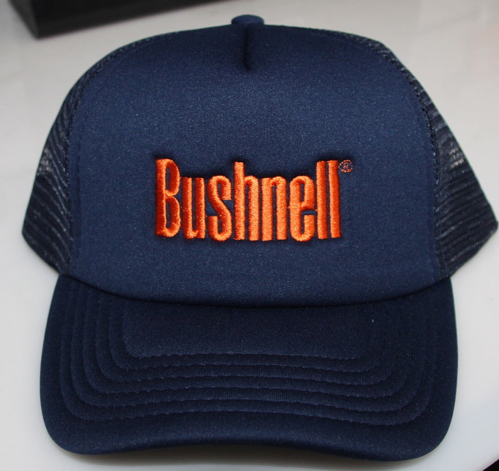 BUSHNELL TRUCKER CAP NAVY