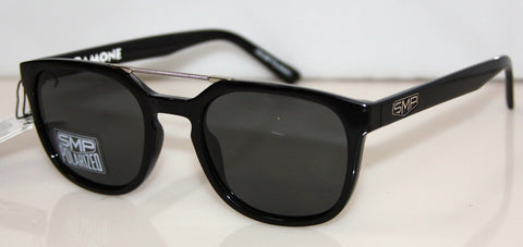 RAMONE GLOSS BLACK-GREY POLARIZED