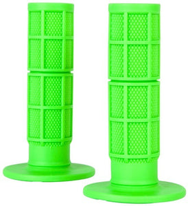ONEAL MX PRO GRIPS HALF WAFFLE - NEON GREEN