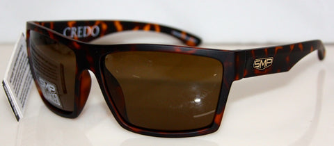 CREDO MATT BROWN TORT-BROWN POLARIZED