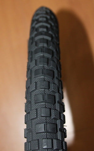 "TYRE 20X 2.10 BLACK WITH SKIN WALL PREMIUM ""EVIL CLOWN"""