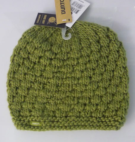 WOMENS BIG BRTHA BEANIE -ALGAE