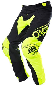 ONEAL MAYHEM BLOCKER PANT BLACK/ HI VIZ ADULT 36