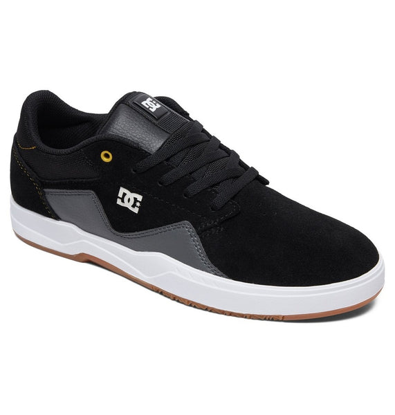 BARKSDALE BLACK/BLACK/YELLOW SHOE