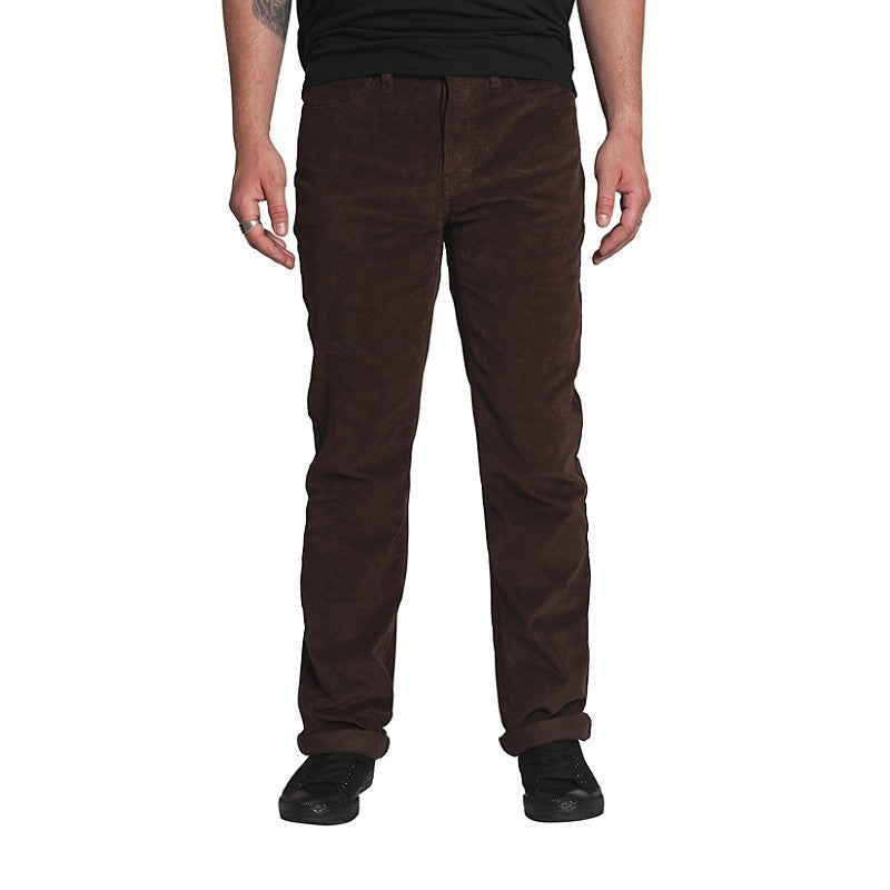 K SLIM 5 POCKET, Brown, 36