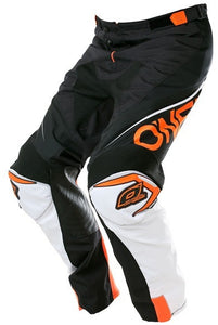 ONEAL MAYHEM BLOCKER PANT BLACK/WHITE/ORANGE SZ:36
