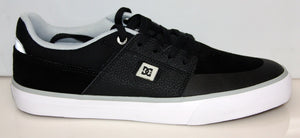 WES KRAMER BLACK/GREY/WHITE SHOE, Black, 14