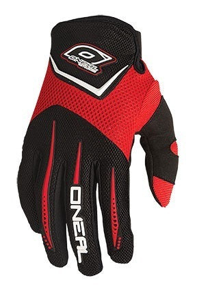 ONEAL ELEMENT GLOVE ADULT RED 12/2XL