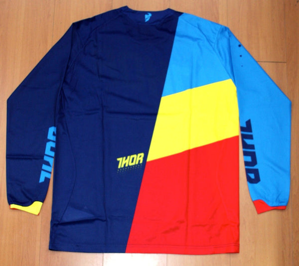 THOR JERSEY PULSE AKTIV MULTI LARGE