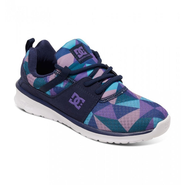 HEATHROW SE LADIES SHOE, Purple, 8