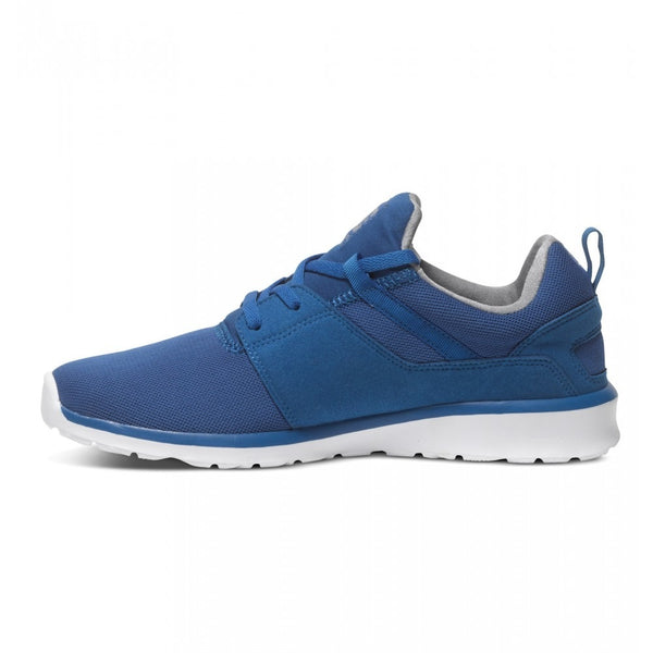 HEATHROW MENS SHOE- BLUE, BLUE, 10