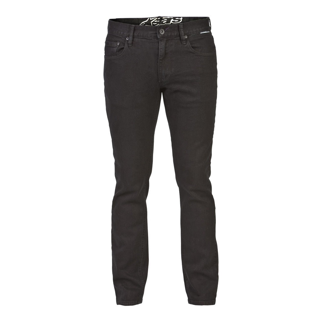 KILLER STRETCH DENIM, Black, 36