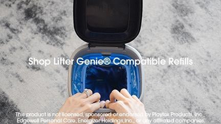 Shop Litter Genie® Compatible Refills