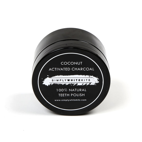 (NEW) Activated Charcoal MINT Tooth Polish