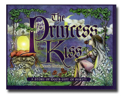 The Princess and the Kiss Book with Dramatized CD