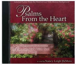 Psalms from the Heart (CD)