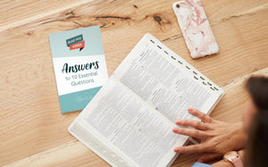 Glad You Asked! Answers to 10 Essential Questions booklet
