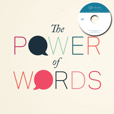 The Power of Words (CDs)
