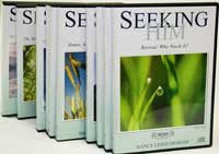 Seeking Him CD Set for Church Libraries
