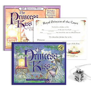 The Princess and the Kiss Set