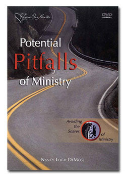 Potential Pitfalls of Ministry: Avoiding the Snares of Ministry (DVD)