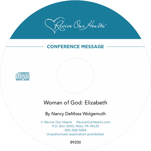 Woman of God: Elizabeth (CD)