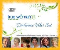 True Woman 08: General Sessions DVD Set