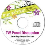 True Woman 08: Panel Discussion (CD)