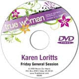 True Woman 08: A Resolve to Believe by Karen Loritts (DVD)