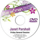 True Woman 08: A Woman After God's Own Heart by Janet Parshall (DVD)