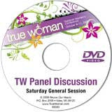 True Woman 08: Panel Discussion (DVD)