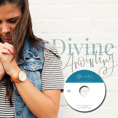 Divine Anointing (CD)