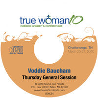 True Woman 10 Chattanooga: How God Overcomes Failure in Your Family by Voddie Baucham (CD)