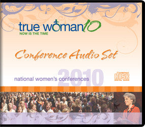 True Woman 10 Indianapolis: Conference CD Set