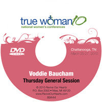 True Woman 10 Chattanooga: How God Overcomes Failure in Your Family by Voddie Baucham (DVD)