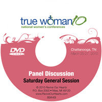 True Woman 10 Chattanooga: Living Out the True Woman Message Panel Discussion (DVD)