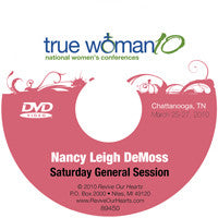 True Woman 10 Chattanooga: A True Woman Joins the Battle by Nancy DeMoss Wolgemuth (DVD)