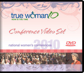 True Woman 10 Indianapolis: Conference DVD Set