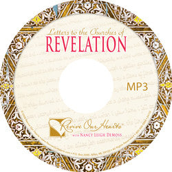 Letters to the Churches of Revelation (MP3CD)